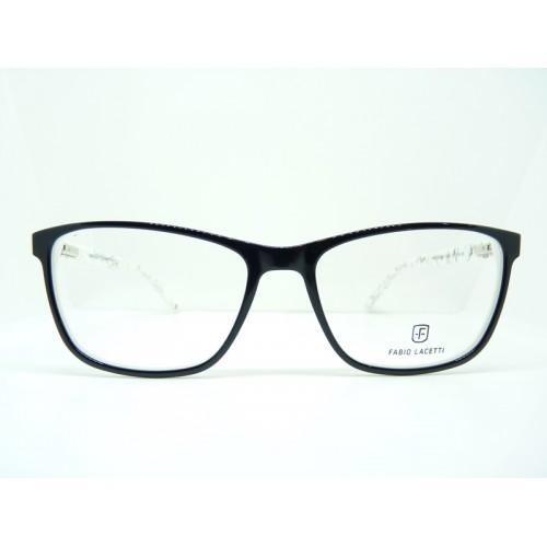 Fabio Lacetti Oprawa okularowa damska 95027AB col.1 - czarny