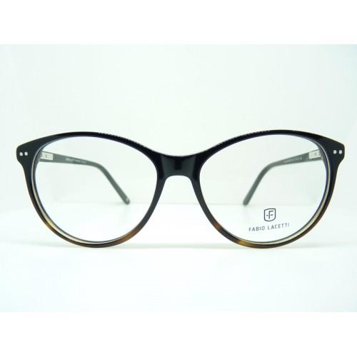 Fabio Lacetti Oprawa okularowa damska 95092RW col.01 - brązowy