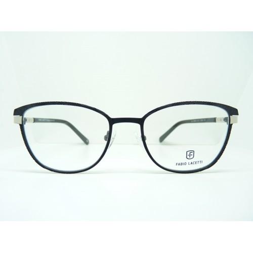 Fabio Lacetti Oprawa okularowa damska 93065AB col.1 - czarny