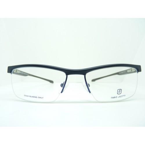 Fabio Lacetti Oprawa okularowa męska 95052CD col.1 - czarny