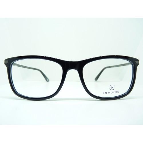 Fabio Lacetti Oprawa okularowa męska 95061CD-NN col.1 - granatowy