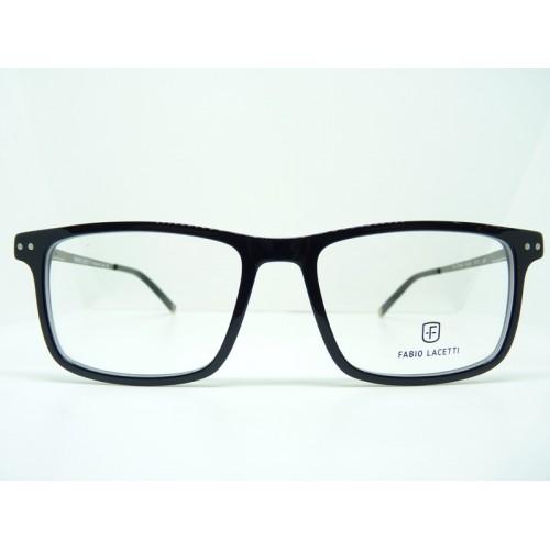 Fabio Lacetti Oprawa okularowa męska 95056AB col.3 - czarny