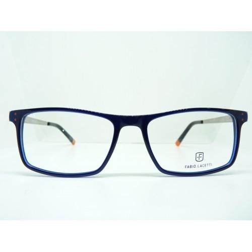 Fabio Lacetti Oprawa okularowa męska 95074CD col.1 - granatowy
