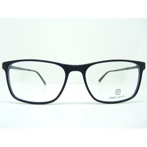 Fabio Lacetti Oprawa okularowa męska 95073CD-NN col.1 - czarny