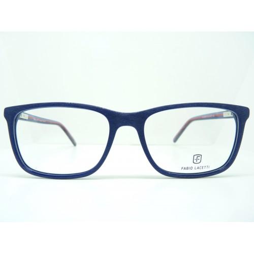Fabio Lacetti Oprawa okularowa męska 95085CD col.3 - granatowy