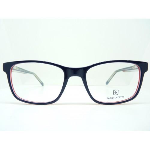 Fabio Lacetti Oprawa okularowa męska 95047CD col.2 - granatowy