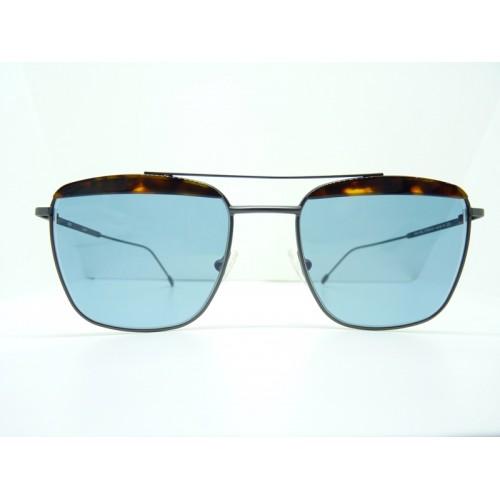 JPLUS Okulary przeciwsłoneczne damskie 1024/S-06 - szary, filtr UV 400