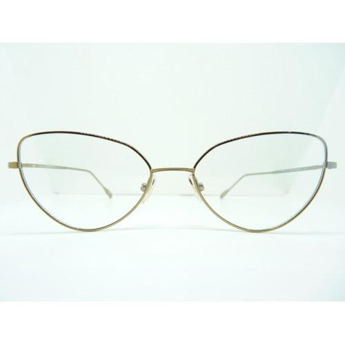 JPLUS Oprawa okularowa damska 1038-04 - złoty