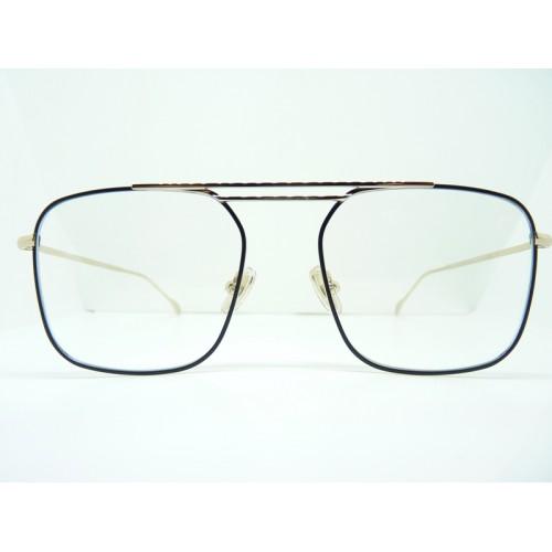 JPLUS Okulary korekcyjne damskie VINCENT 1035-03 - złoty