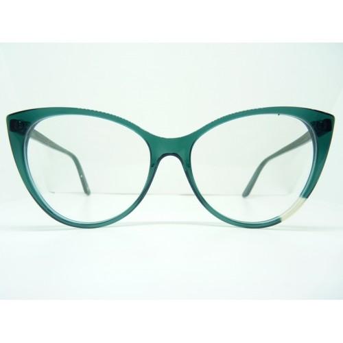 JPLUS Okulary korekcyjne damskie NINA 2103-06 - zielony