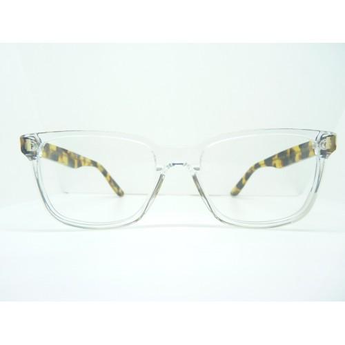 JPLUS Okulary korekcyjne damskie ROBIN 2106-03 - transparentny, szylkret