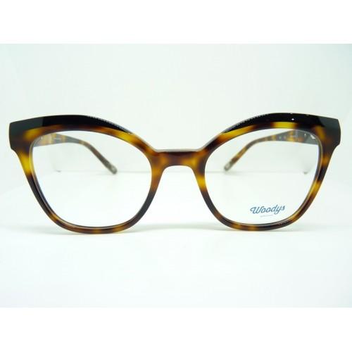 Woodys Okulary korekcyjne damskie Bay 02 - szylkret