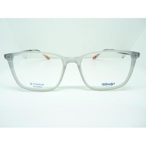 Woodys Okulary korekcyjne damskie Fuji 02 - transparentny