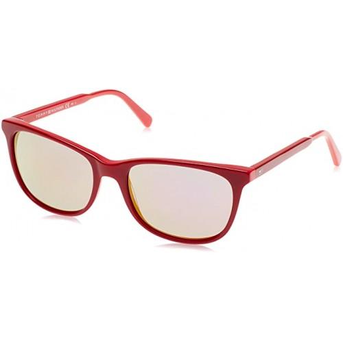Tommy Hilfiger Okulary przeciwsłoneczne damskie TH1232/S 1INEU - różowy, filtr UV 400