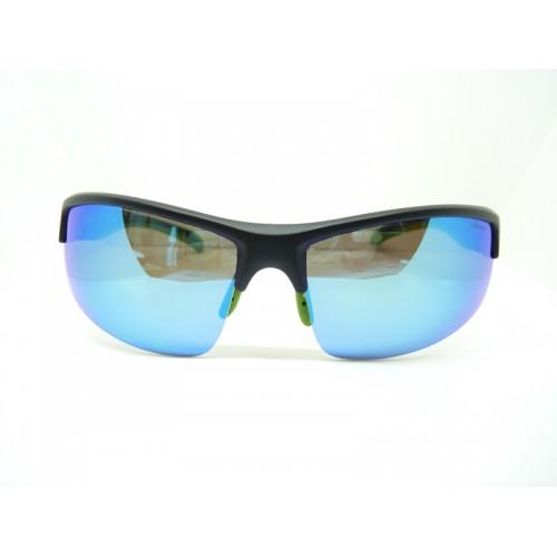Polaroid Okulary przeciwsłoneczne męskie PLD 7019S 7ZJ5X - czarny, POLARYZACJA