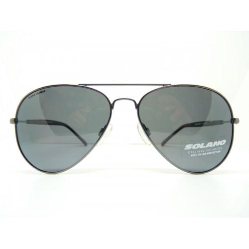 Solano Okulary przeciwsłoneczne damskie SS10181 A - szary