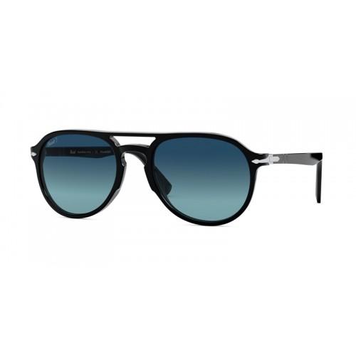 Persol Okulary przeciwsłoneczne męskie PO3235S - El Profesor - filtr UV 400, polaryzacja