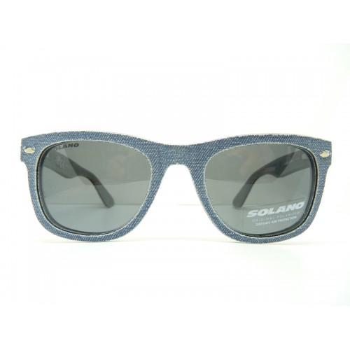 Solano Okulary przeciwsłoneczne damskie SS90129 B - niebieski
