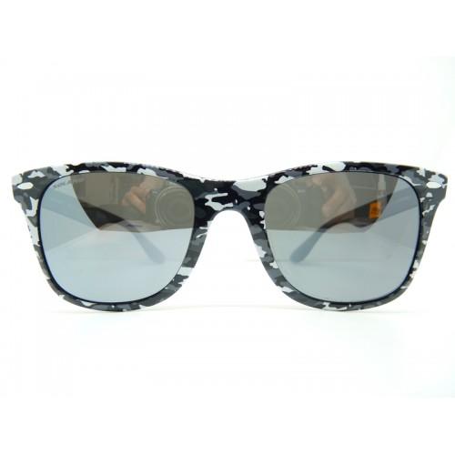 Solano Okulary przeciwsłoneczne damskie SS90102 E - czarny, szary, biały