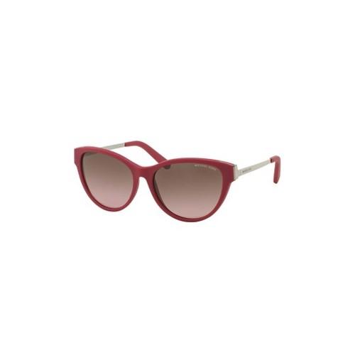 Michael Kors Okulary przeciwsłoneczne damskie MK6014 302414 - różowy
