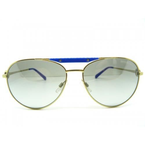 Michael Kors Okulary przeciwsłoneczne damskie MK5001 100411 - złoty, niebieski