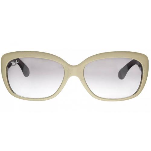 Ray Ban Okulary przeciwsłoneczne damskie RB 4101 JACKIE OHH 6172/8G - filtr UV 400, polaryzacja