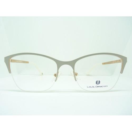 Louis Delacroix Oprawa okularowa damska 73063AB Col.02 - biały