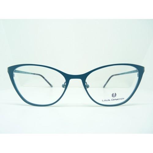 Louis Delacroix Oprawa okularowa damska 73067RW Col.03 - turkusowy