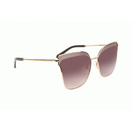 Ana Hickmann Okulary przeciwsłoneczne damskie AH3214 04C - złoty, filtr UV 400