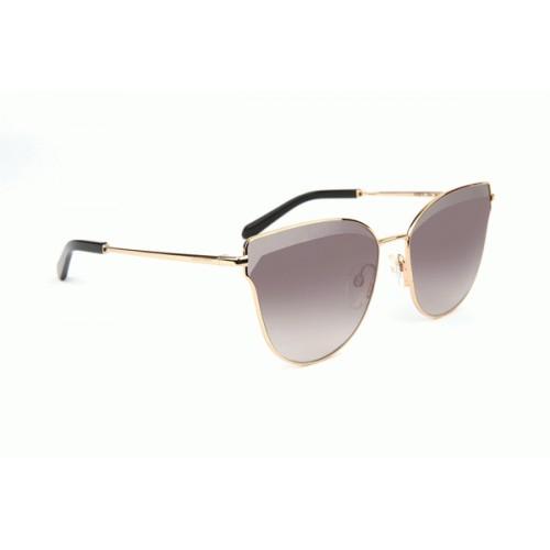 Ana Hickmann Okulary przeciwsłoneczne damskie AH3215 04A - złoty, filtr UV 400