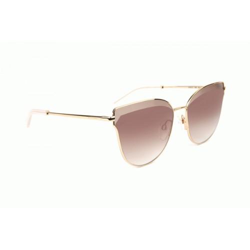 Ana Hickmann Okulary przeciwsłoneczne damskie AH3215 04B - złoty, filtr UV 400