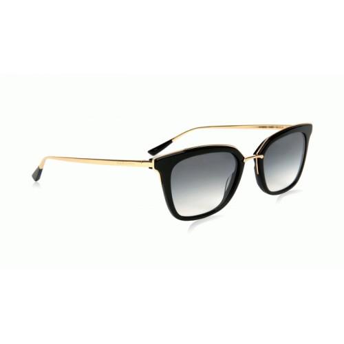 Ana Hickmann Okulary przeciwsłoneczne damskie AH9268 A02F - czarny, złoty, filtr UV 400