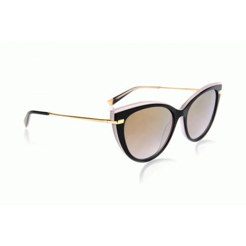 Ana Hickmann Okulary przeciwsłoneczne damskie AH9281 H01 - czarny, filtr UV 400
