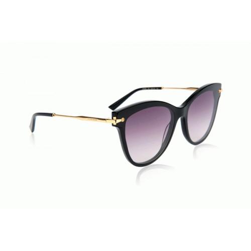 Ana Hickmann Okulary przeciwsłoneczne damskie AH9283 A01 - czarny, filtr UV 400