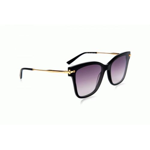 Ana Hickmann Okulary przeciwsłoneczne damskie AH9284 A01 - czarny, filtr UV 400