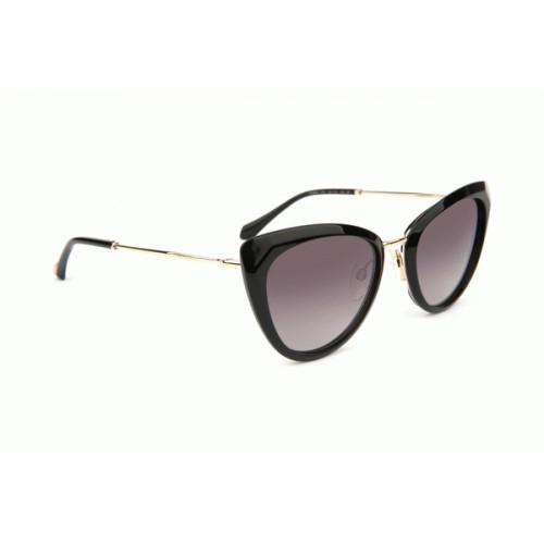 Ana Hickmann Okulary przeciwsłoneczne damskie AH9291 A01 - czarny, filtr UV 400