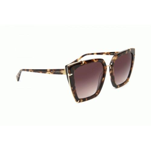 Ana Hickmann Okulary przeciwsłoneczne damskie AH9287 G22 - szylkret, filtr UV 400