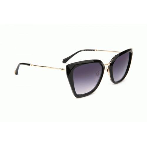 Ana Hickmann Okulary przeciwsłoneczne damskie AH9290 A02 - czarny, złoty, filtr UV 400