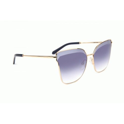 Ana Hickmann Okulary przeciwsłoneczne damskie AH3214 04B - złoty, filtr UV 400