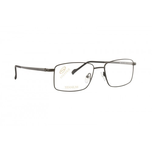 Oprawa okularowa męska SI-60191 F069 - czarny
