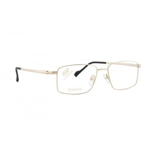 Oprawa okularowa męska SI-60191 F0191 - złoty
