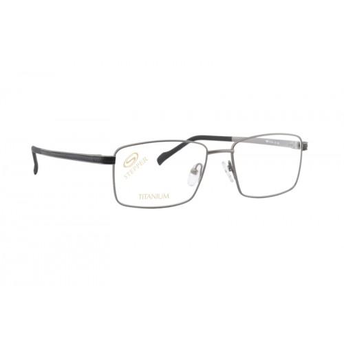 Stepper Oprawa okularowa męska SI-60195 F029 - srebrny