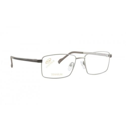 Stepper Oprawa okularowa męska SI-60195 F0211 - srebrny