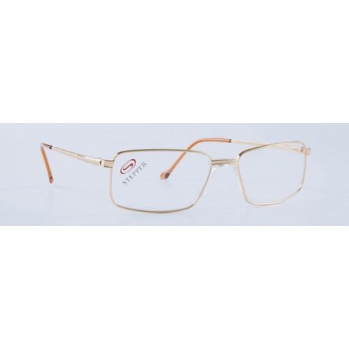 Stepper Oprawa okularowa męska SI-6020 F010 - złoty