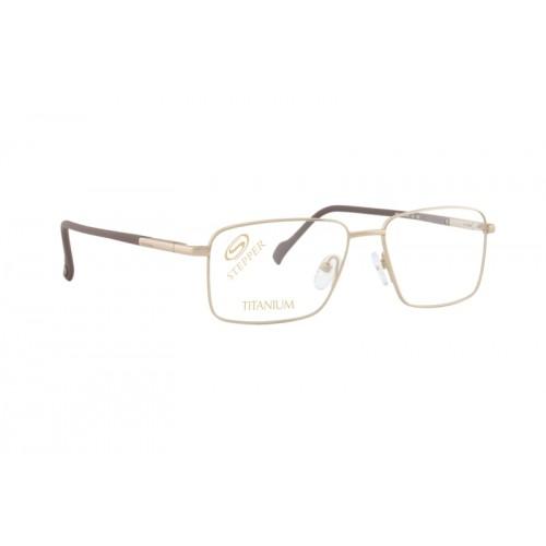 Stepper Oprawa okularowa męska SI-60179 F0101 - złoty