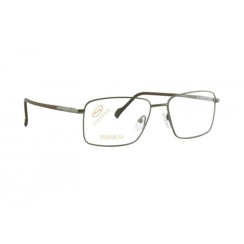 Stepper Oprawa okularowa męska SI-60179 F0602 - zielony