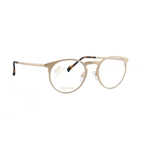Stepper Okulary korekcyjne damskie SI-60184 F0102 - złoty