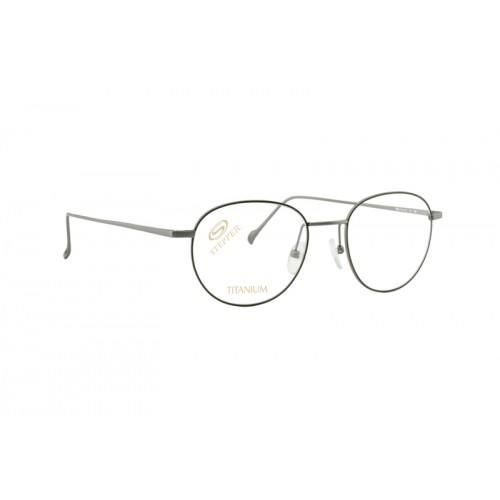 Stepper Okulary korekcyjne damskie SI-60181 F0622 - czarny