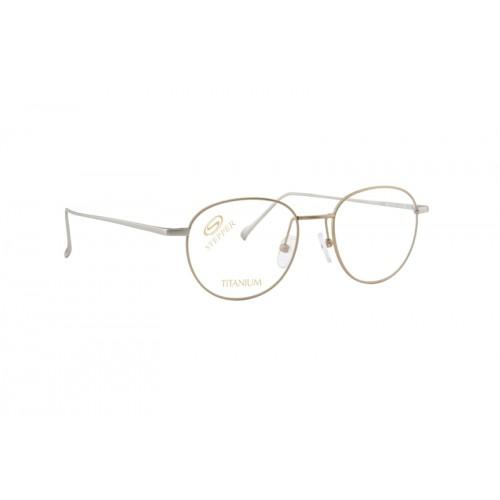 Stepper Oprawa okularowa damska SI-60181 F0101 - złoty