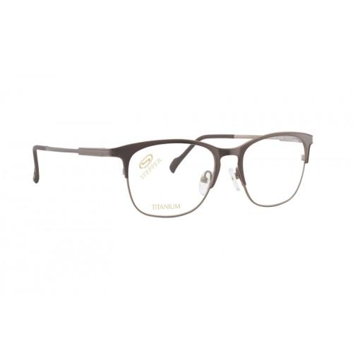 Stepper Okulary korekcyjne damskie SI-60176 F0111 - brązowy